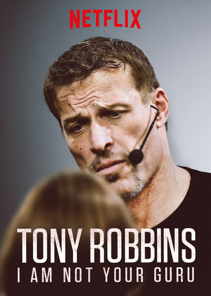 Tony Robbins' clients swear by his unorthodox life coaching methods. A revealing film goes behind the curtain at his annual mega-event.