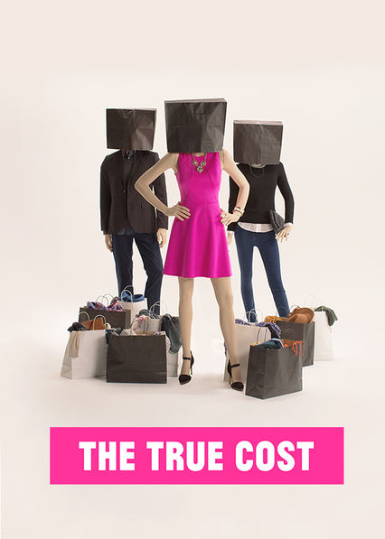 The links between consumer pressure for low-cost high fashion and the meager existences of the sweatshop workers who produce those goods are explored.