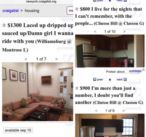 Better Places To Find Apartments In New York City Are Through Your Personal  Network (somebody Knows Somebody With A Tip), Through Online Communities  Like ...