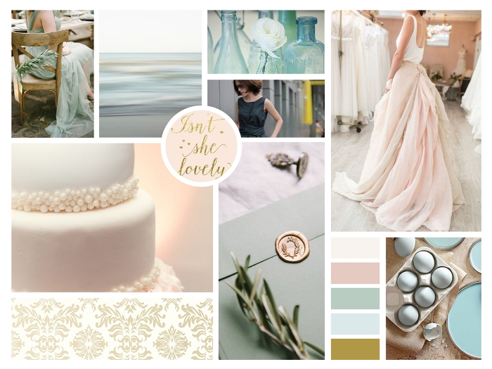 Wedding + Event Mood Board | 2016