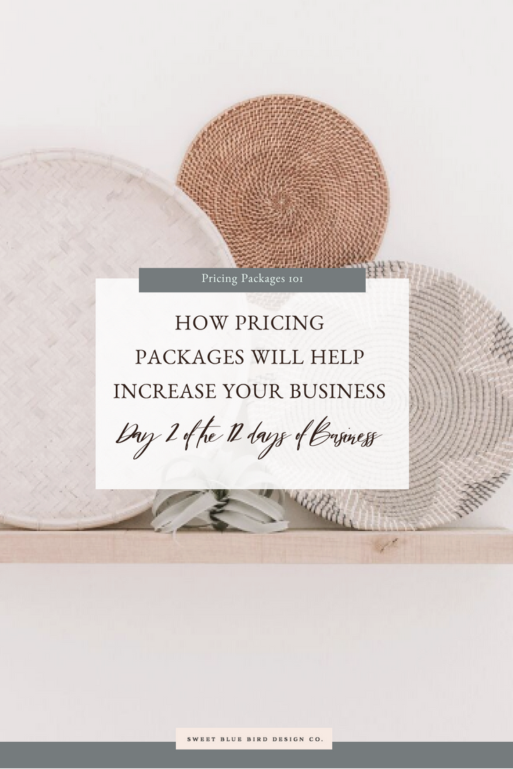 How Pricing Packages Will Help Increase Your Business [Day 2 of the 12 days of business challenge].png
