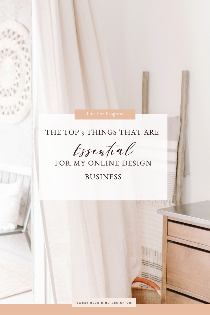 The Top 3 Things That Are Essential For My Online Design Business