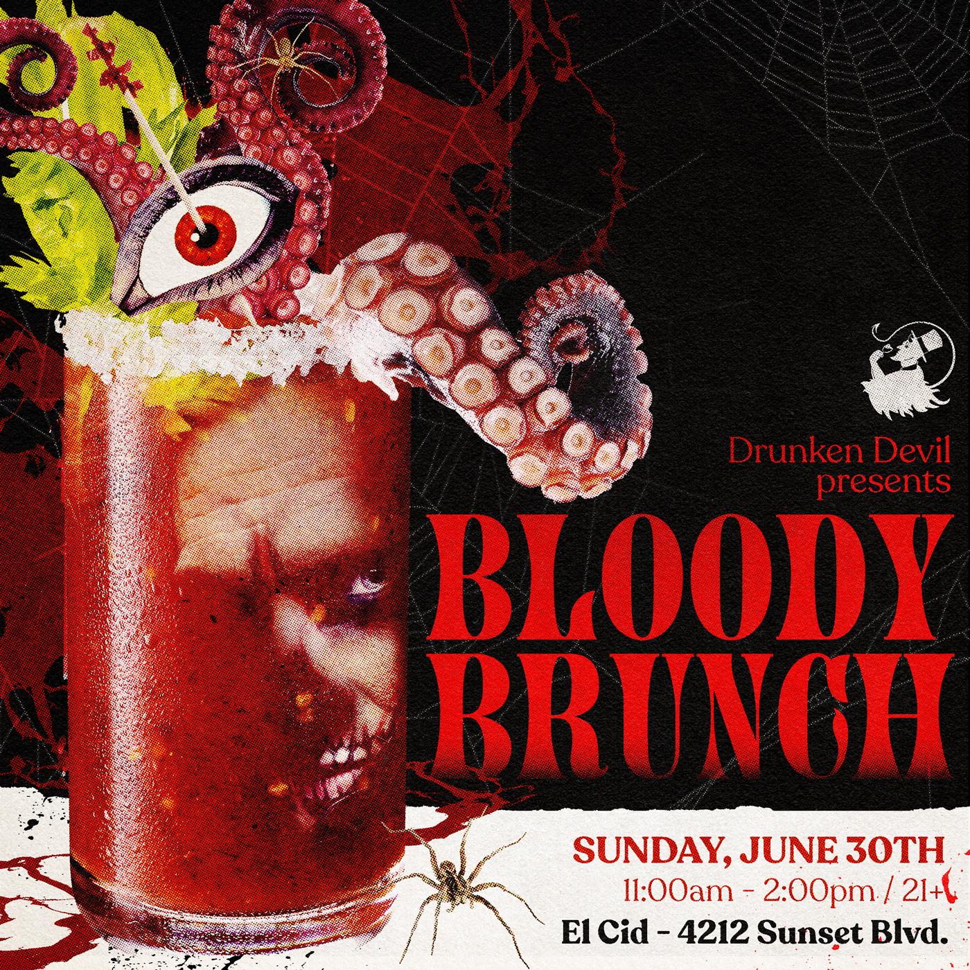 Bloody Brunch — Drunken Devil