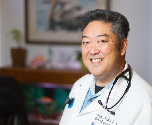 Dr. Denis J. Yoshii, DO, FACAAI