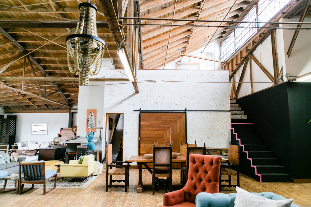 In 2007 LA Salvage Company Started Off By Gathering And Selling  Architectural Salvage To The General Public. After The Downturn The  Business Needed To Be ...