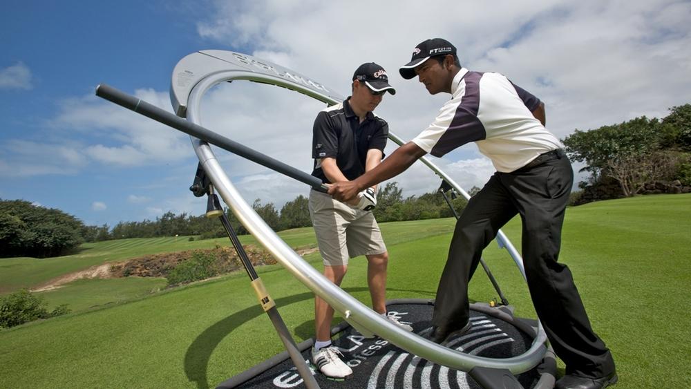 L'Ile aux Cerfs Golf Academy