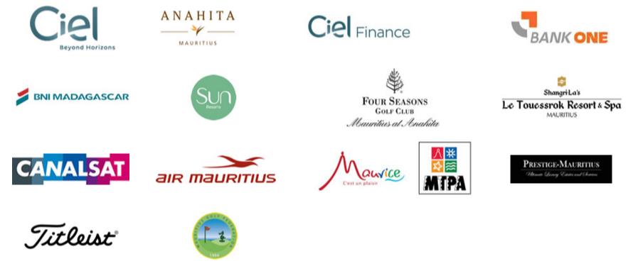 mauritius golf masters sponsors