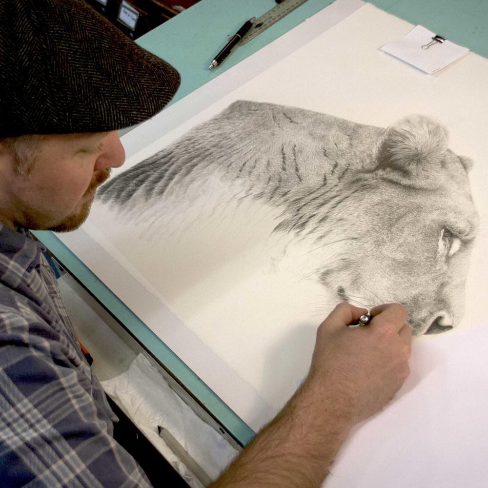 Andrew Howells, Australian Artist for Stampede Style