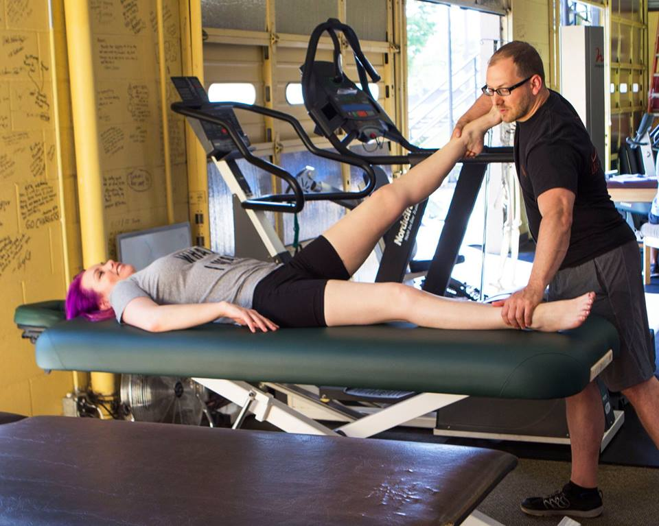 Using MAT to test hip stability