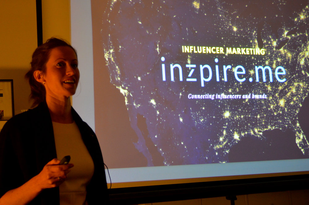 Marie Mostad, Co-founder Inzpire.me