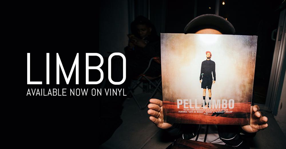 LIMBO Vinyl Facebook Ad v1