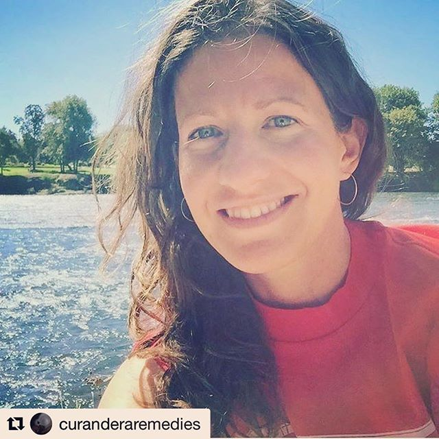 "#Repost @curanderaremedies with @repostapp ・・・ I blame social media for bringing me in contact with some amazing people I can consider true Tribe. So it's with incredible excitement that I introduce you to @veritewilliams our first team member || we met right here on Instagram, she is our Outreach Coordinator and you'll hear from her if you're a yoga studio, spa, or wellness center || here's a little bit about her and how she found Curandera Remedies:  Verite is a spiritual activist, freelance writer, change maker and above all, human potential enthusiast.  Born in California, raised in the Middle East and all across Europe, she most recently moved back to the Pacific Northwest from the UK where she spent the last 18 years with her husband.  Her Ayurvedic training as a meditation, massage therapist, yoga counsellor and prana intuitive draws her towards authentic, natural and deeply spiritual healing modalities.  The small handmade batches of organic artisanal apothecaries at Curandera Remedies is what originally first caught her attention back in 2015. ""I've followed Josie on social media for years because I felt an immediate connection and mutual understanding of how things were shaping up in the world at large. Josie is based in Miami and I was living in the UK at the time, but her posts always seem to capture exactly how I was feeling and what we were transitioning through collectively. Often I would be meditating upon a particular theme, only to discover much to my enjoyment that it was happening on the other side of the globe as well. I reached out to her and asked if we might be able to collaborate somehow and things just took off from there'."" I'm so grateful to have found someone who understand the importance of the work I do, while there is a component of 'business' Curandera Remedies aims to speak to the heart of our wellbeing. With her words below Verite brought a tear to my eyes, she captures the essence of our brand so beautifully!!! I had to share, see comments for more 💙"