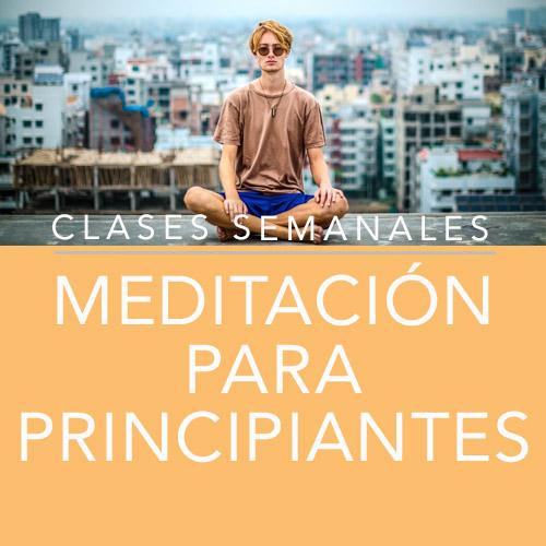 Iniciate - Este més empiezan los cursos de meditación para principiantes, tanto en inglés como en español. Hay horario de mañana y de tarde. Te lo ponemos fácil. ¡No tienes excusa!Información e inscripciones