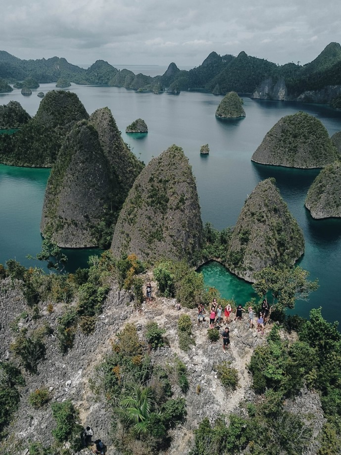 Raja Ampat, source : author
