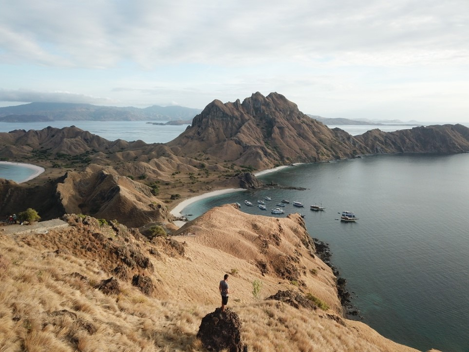 Komodo Island, source : author