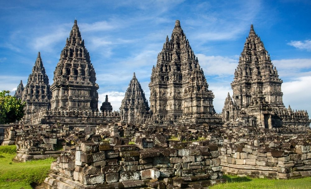 Prambanan Temple, source : google