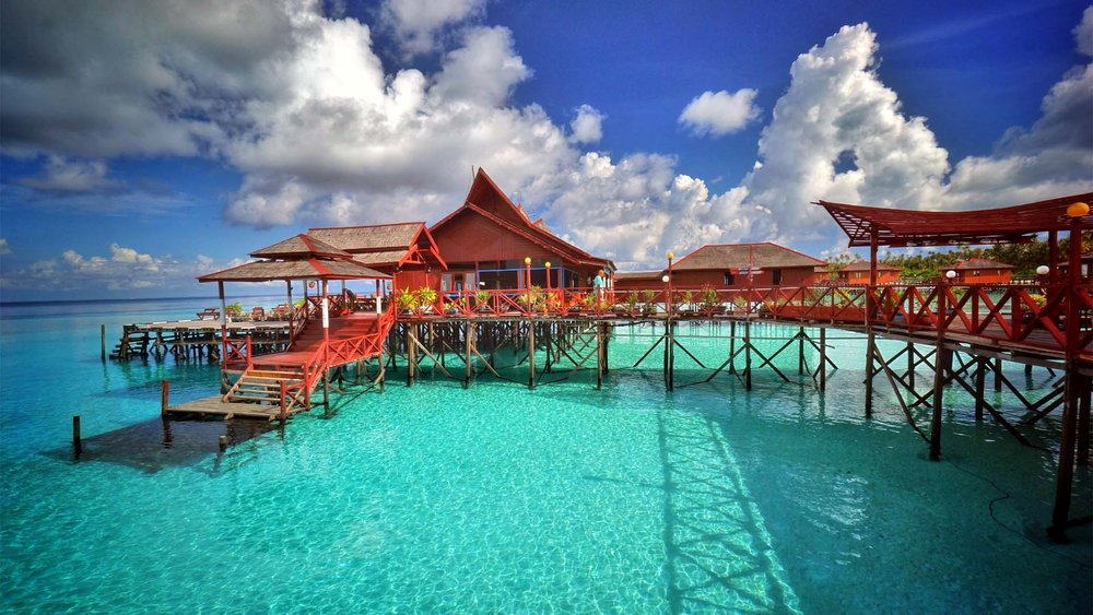 Derawan Island, source : google