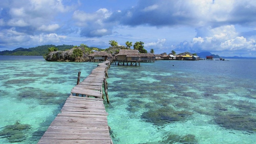 Togean Island, source: google