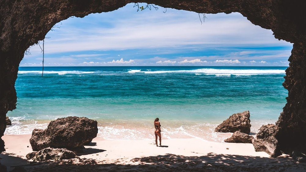 Gunung Payung Beach, source: google