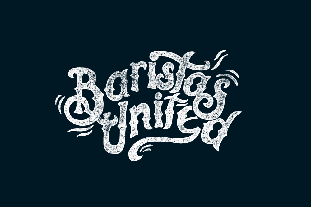 Baristas United Identity