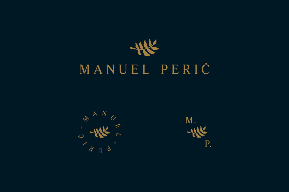 Visual Identity for Manuel Peric