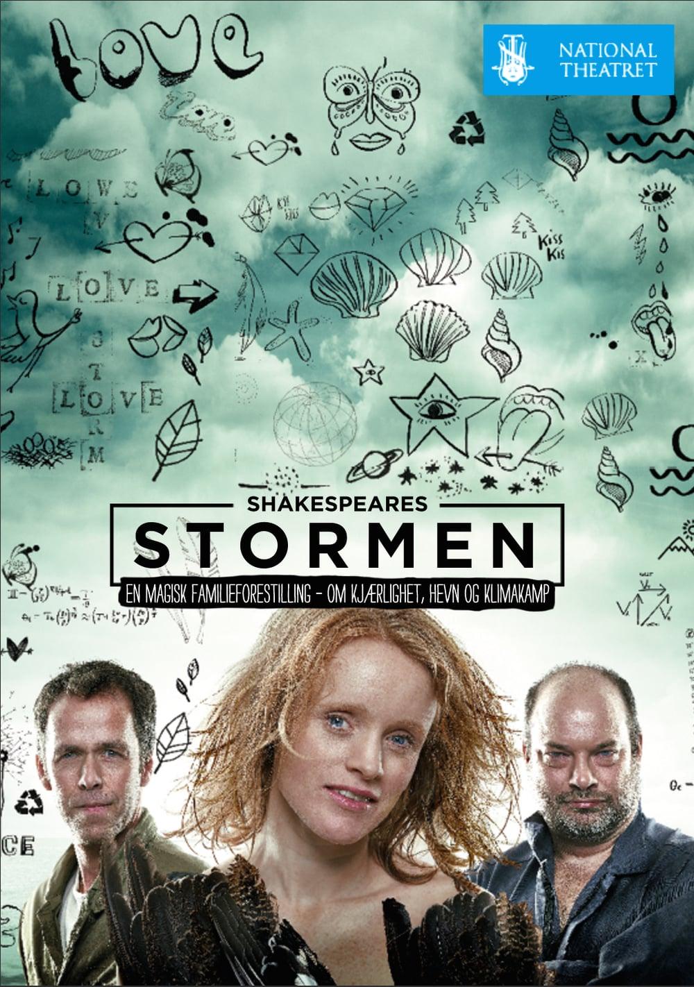 Shakespeares  Stormen blir klimateater for barn, ungdom og voksne på Torshovteatret.