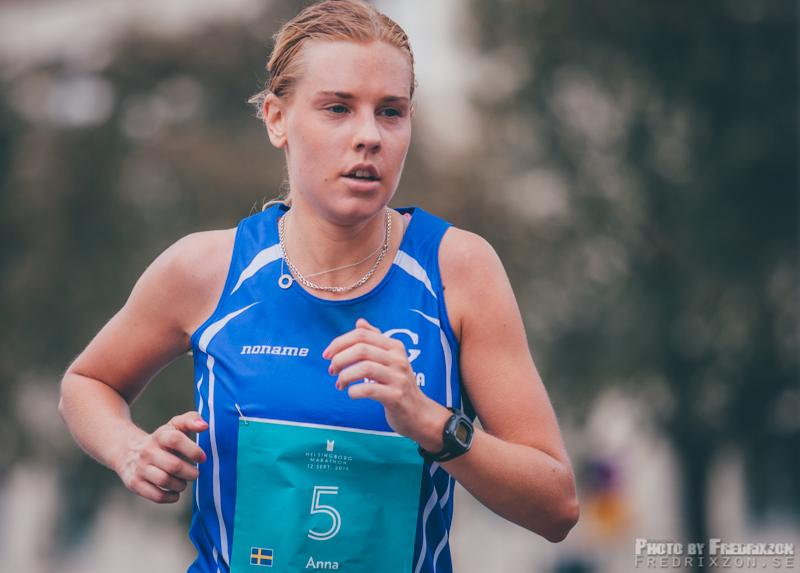Årets vinnare i damklassen blev Anna Bjurman.