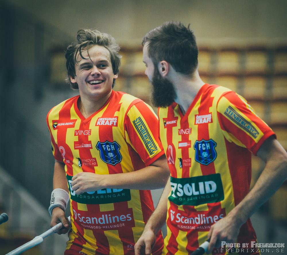 Linus Nordgren och Daniel Johnsson