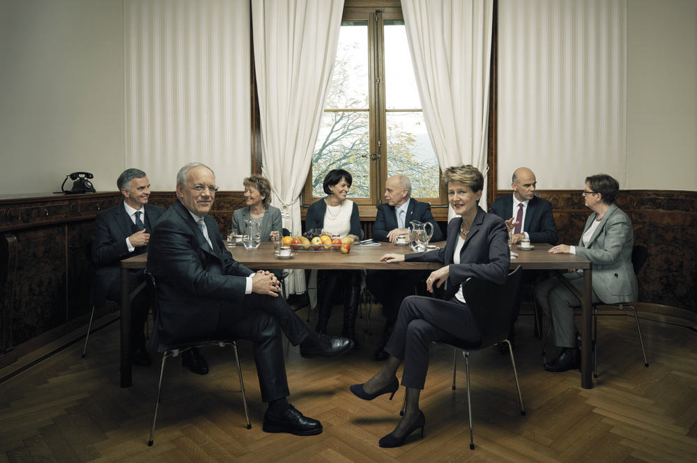 swiss federal council