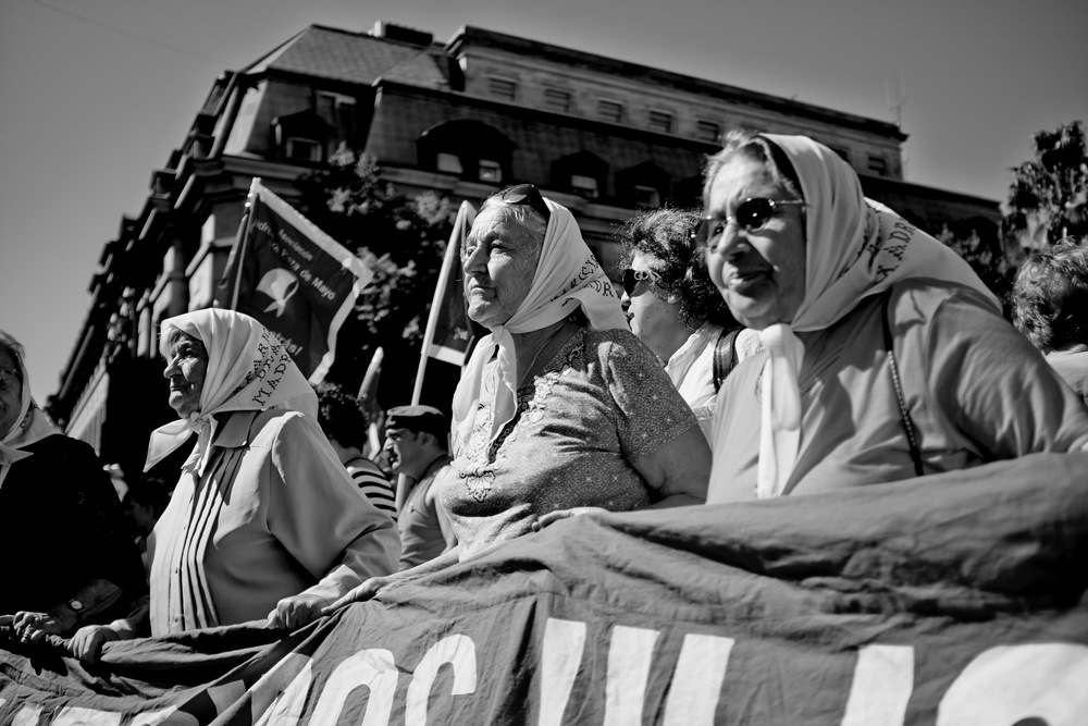 Madres de Plaza de Mayo