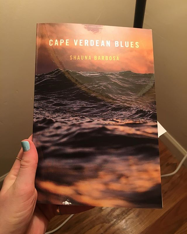 "There's a pull quote from Kendrick Lamar singing Shauna's praises on the back of this stunning debut book...so...there's that! In ""Cape Verdean Blues"" Shauna connects with and works through her northwestern African roots, capturing the essence of ""Sodade"" and the nostalgia, self-reflection and love of a young wordsmith and disciple of hip hop. Shauna worked at ""Funky Fresh"" music store in Boston when she was a teen, where she got to interview and review significant hip hop artists — thus her passions for music and writing emerged. Shauna shared some pieces from this book at the Ace Hotel event I mentioned in the previous review — I've never seen an author read their work with ease, yet laser beam intensity and connection with their audience."
