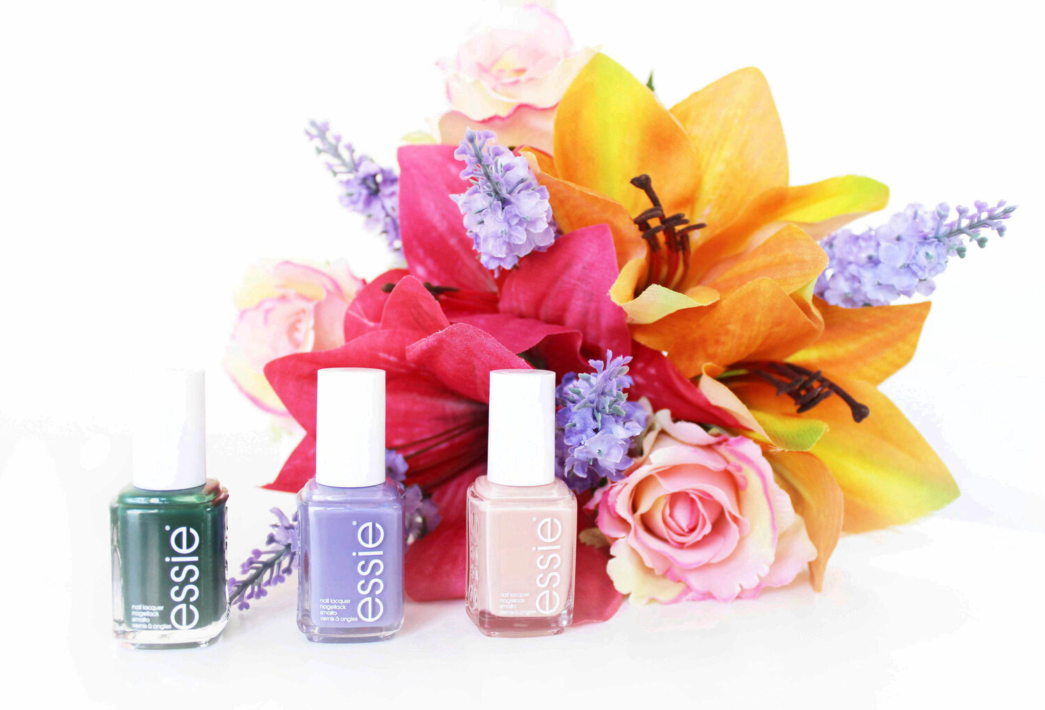 Essie Spring Collection 2016 - Nail Swatches — LilacChocolate