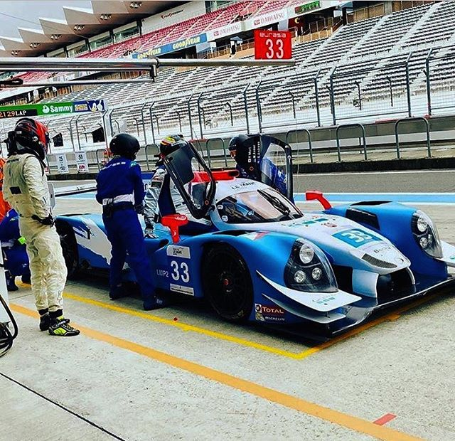 Mega learning the Ligier LMP2 car today. We will get on it tomorrow 😎👊🏼