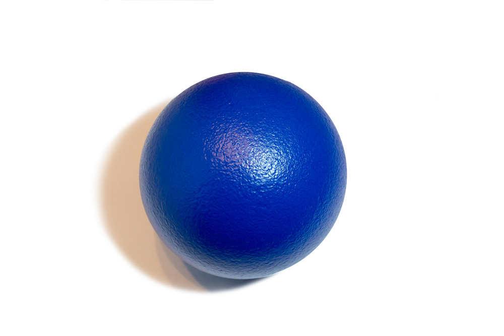 how to catch a foam dodgeball