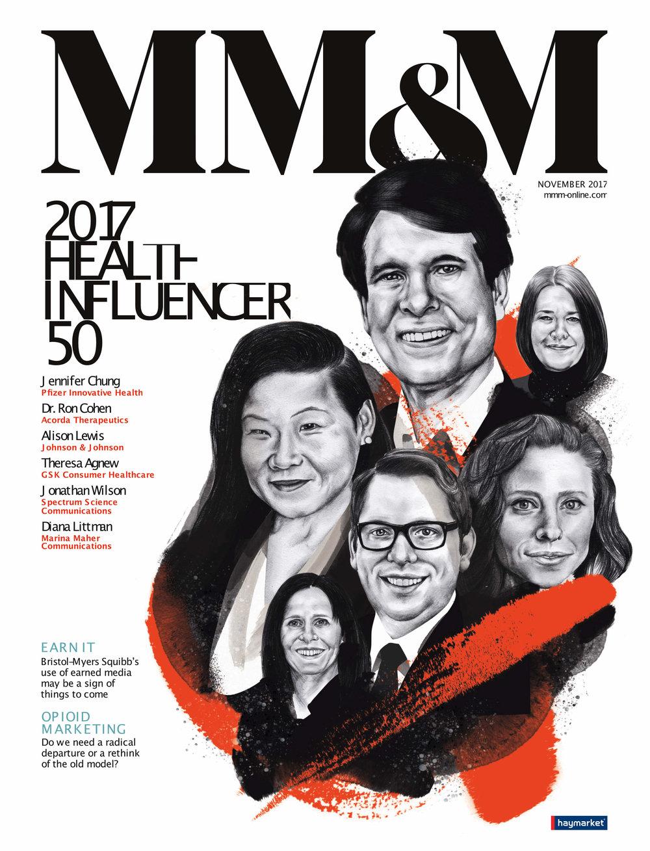 MM&M magazine  2017