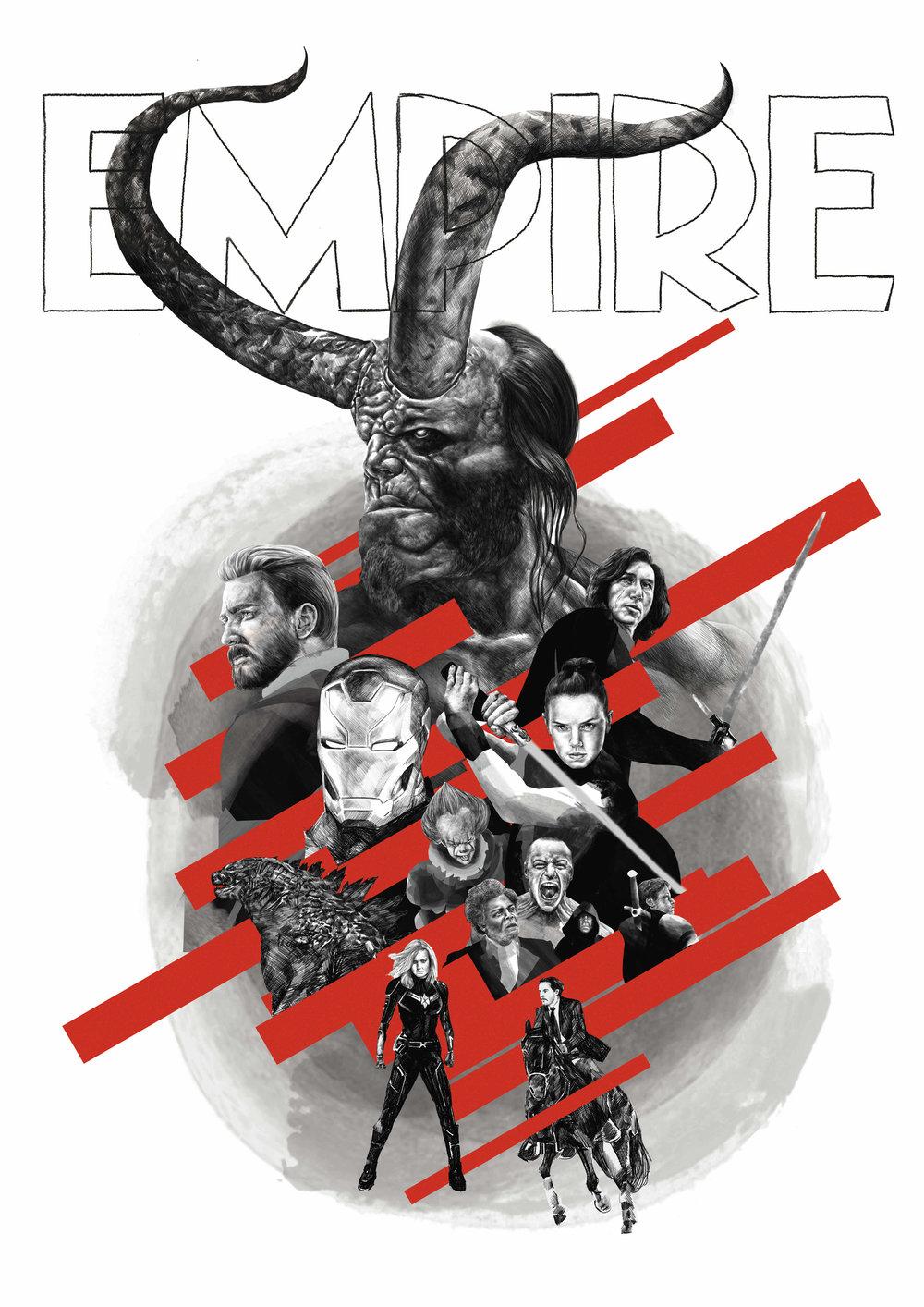 Empire subscriber cover