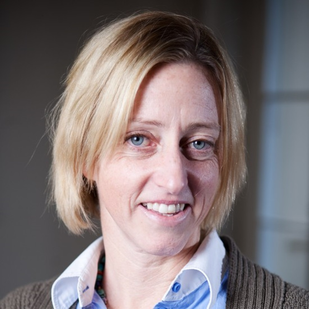 Dr Susanne Shultz . Image courtesy of the Royal Society.