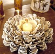 Oyster Shell Candle Holders.jpg