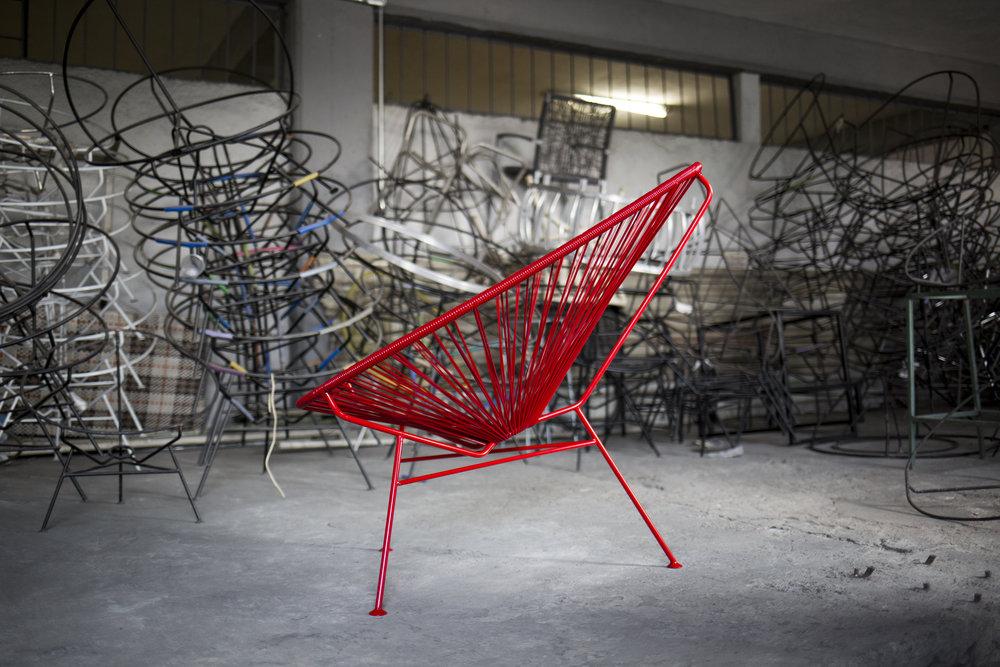 Original Acapulco Chair Handmade