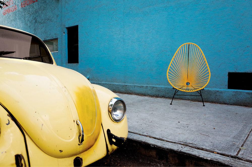Original Acapulco Stuhl