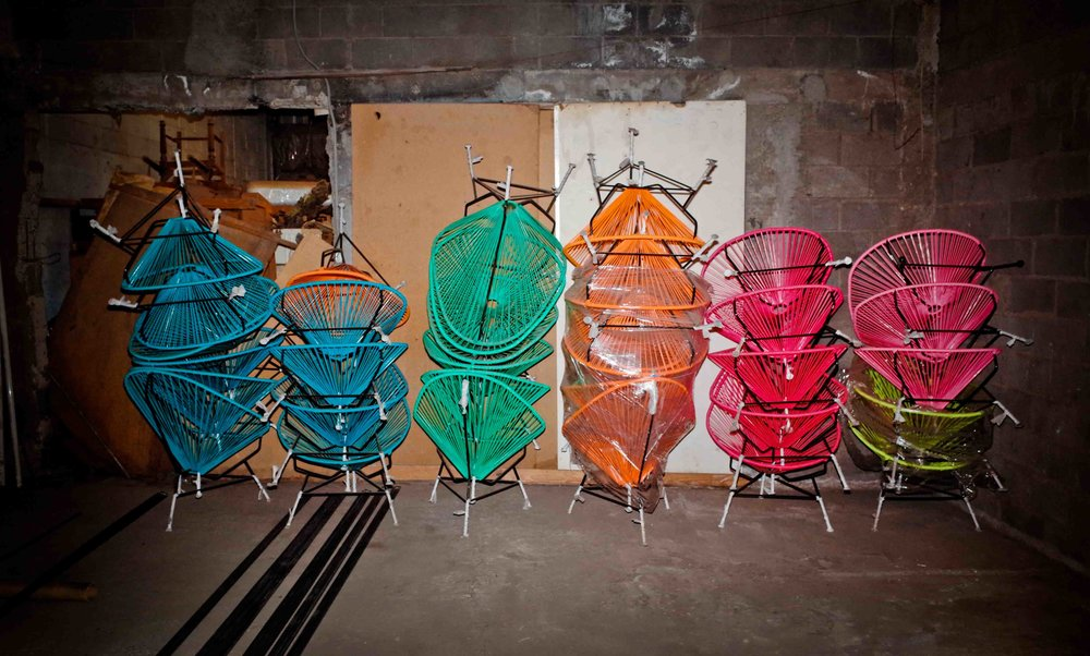 Original Acapulco Chairs