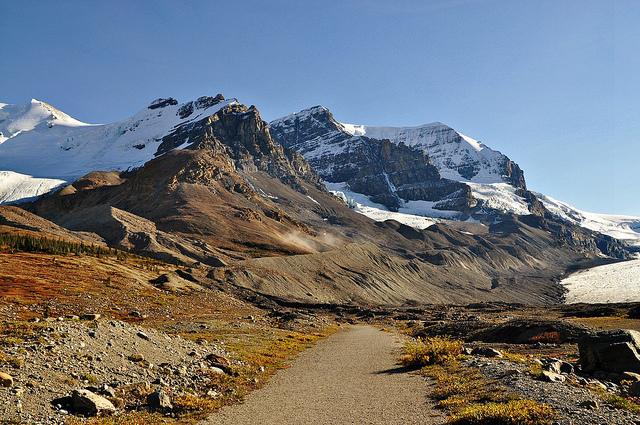 Columbia Icefields - photo by  Heidi G