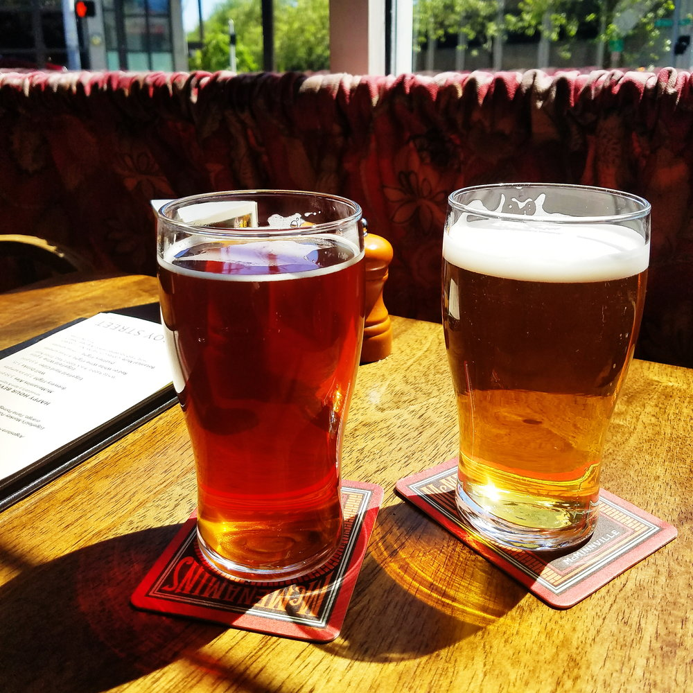 vs weekend drinking!
