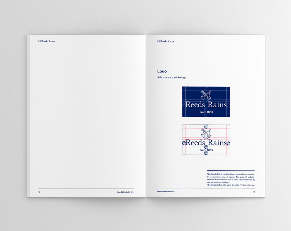 Reeds Rains Brand Guidelines