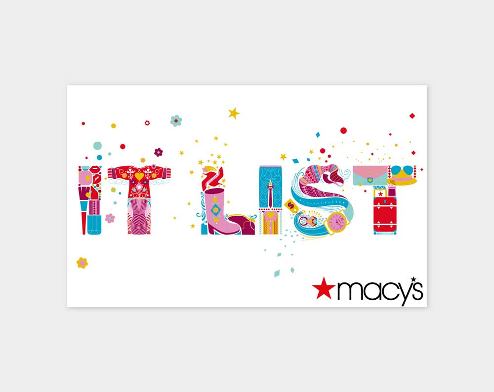 Macy's Illustration