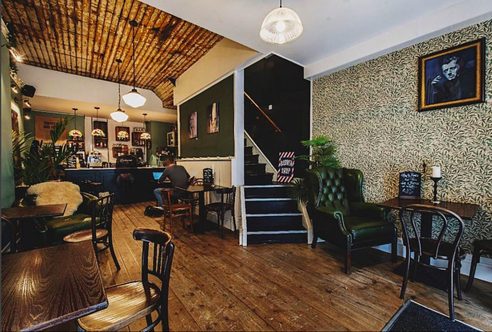 remedy leeds - bar & barbershop