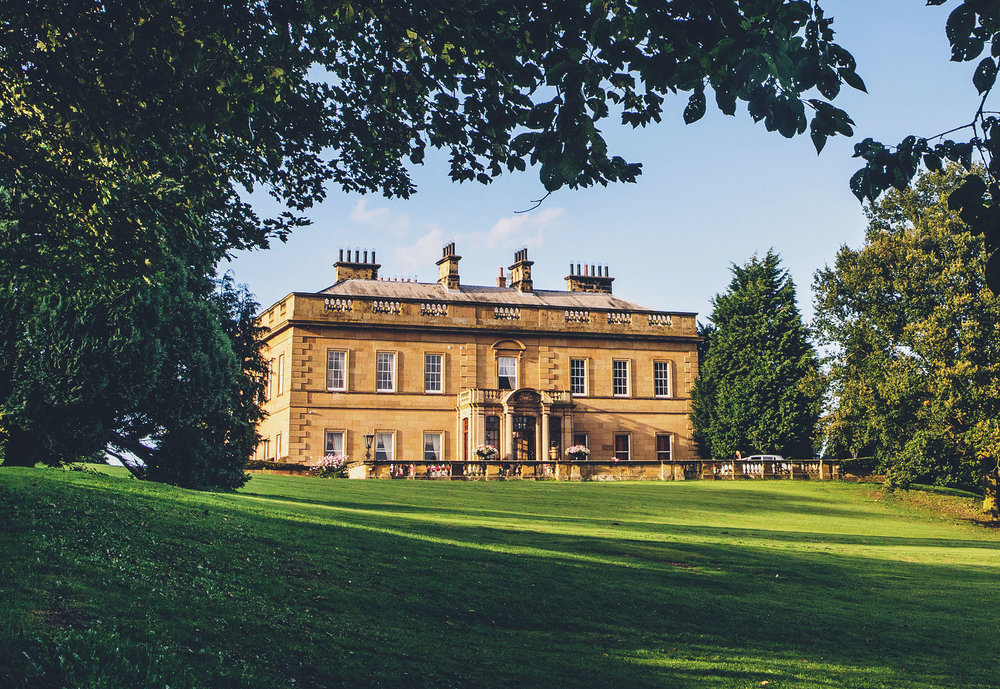 Rudby Hall - luxury venue