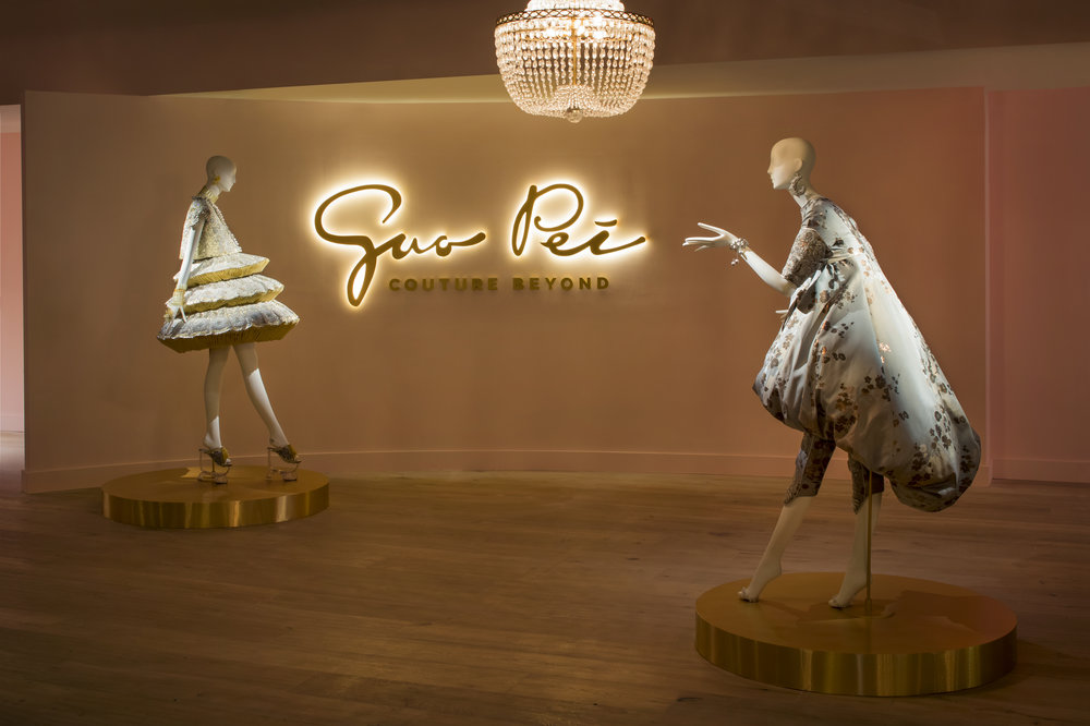 "SCADFash ""Guo Pei: Couture & Beyond"""