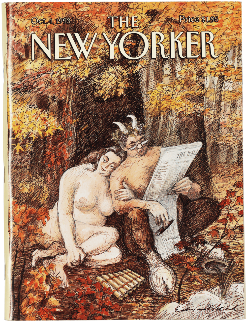 The New Yorker, October 4, 1993
