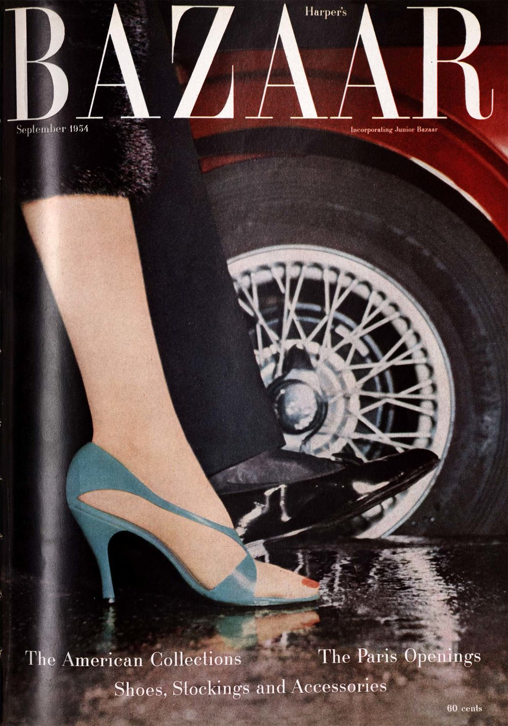 Harper's Bazaar , September 1954